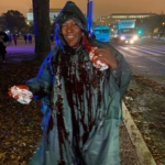 Pastor Doused with Bucket of Blood by 'Satanist' after 'Let us Worship' Concert