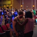 A Gallery Of The Faithful Gathering For Church. Volume 1