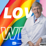 Big Eva Favorite 'Christian' Scientist Lauds Pride Month, Promises be a Good 'Ally'